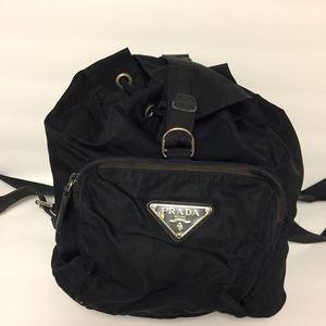 Prada Tessuto Backpack-Vintage
